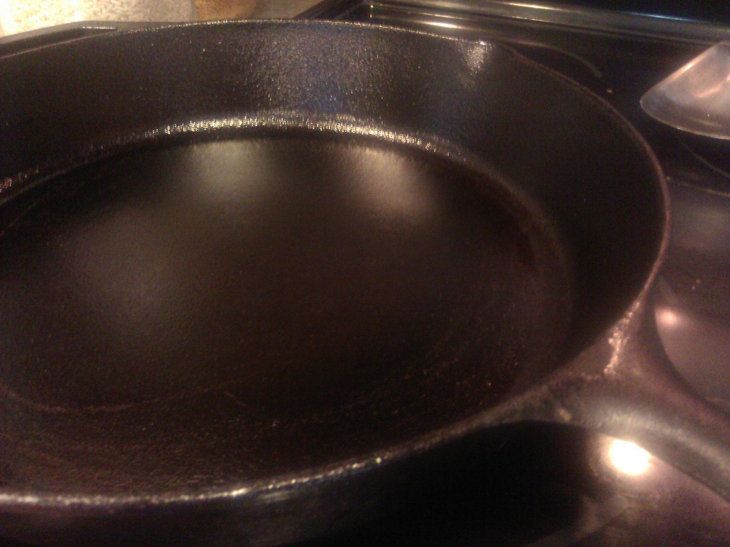 How to take care of (season) your cast iron skillet